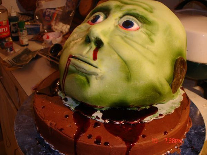 34 Absolutely Disgusting Cake Designs That You Would Never