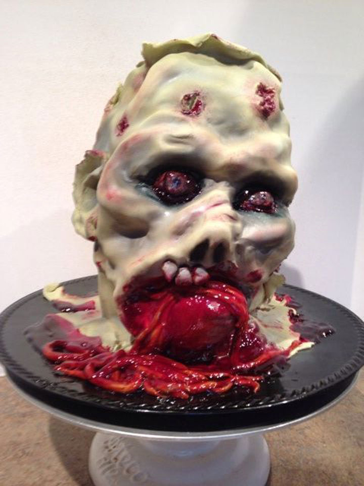 34 Absolutely Disgusting Cake Designs That You Would Never Like To Taste