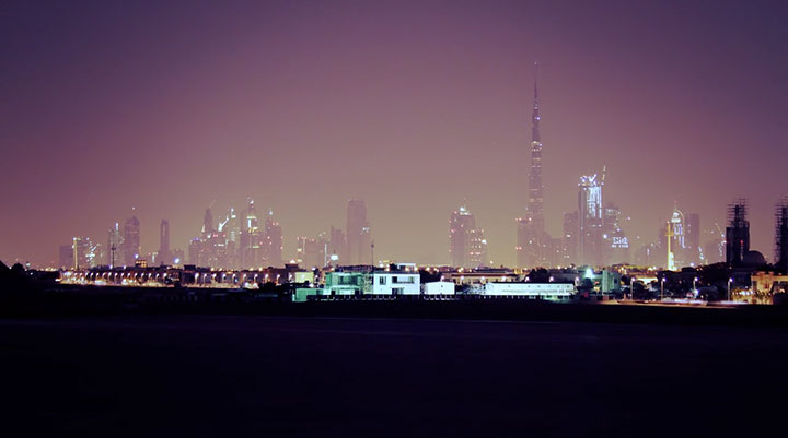 Dubai: City That Never Sleeps! 5 Days Of The Splendor Captured In 5 Minutes