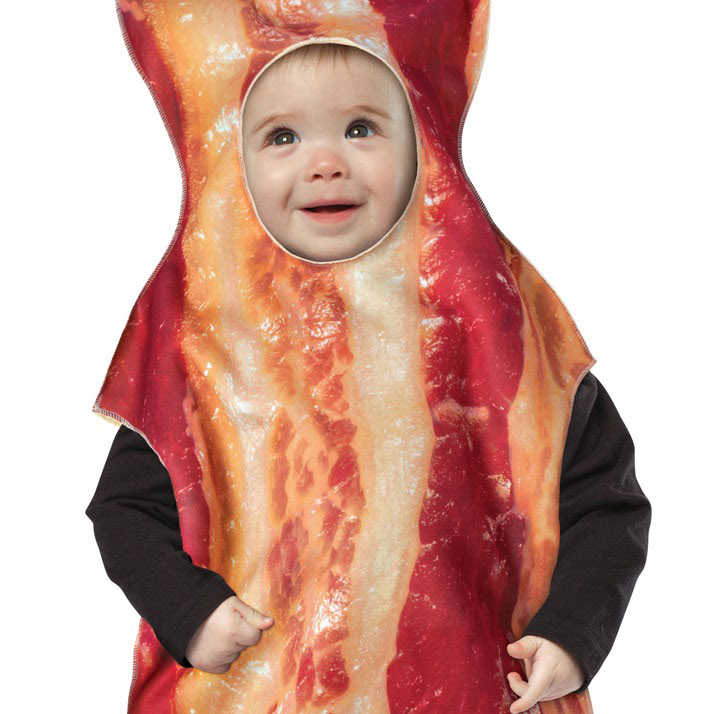 Bacon baby