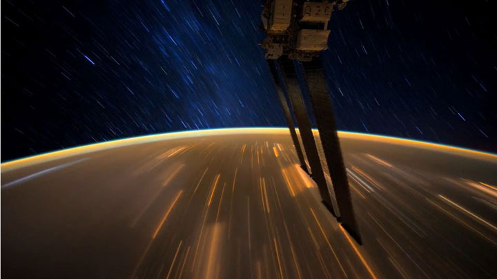Incredible Views Of Earth From International Space Station