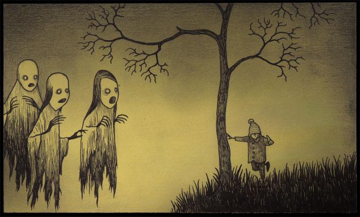 john-vous-emmene-dans-ses-etranges-cauchemars-d-enfance-qu-il-dessine-sur-des-post-it39