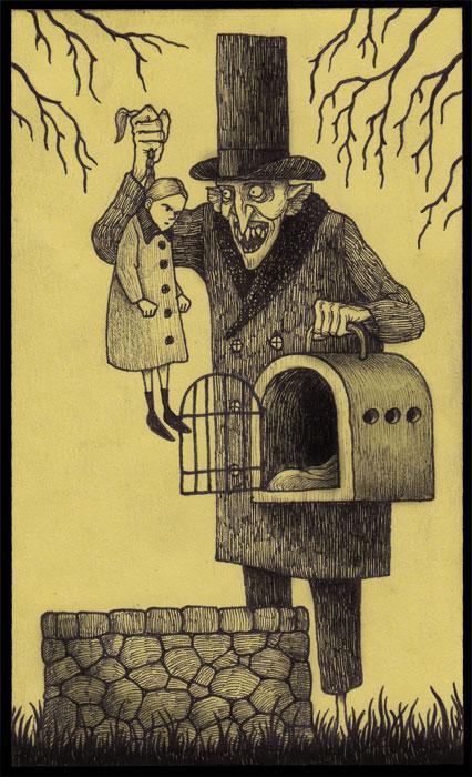 john-vous-emmene-dans-ses-etranges-cauchemars-d-enfance-qu-il-dessine-sur-des-post-it41
