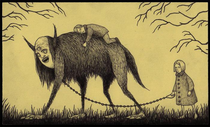 john-vous-emmene-dans-ses-etranges-cauchemars-d-enfance-qu-il-dessine-sur-des-post-it33