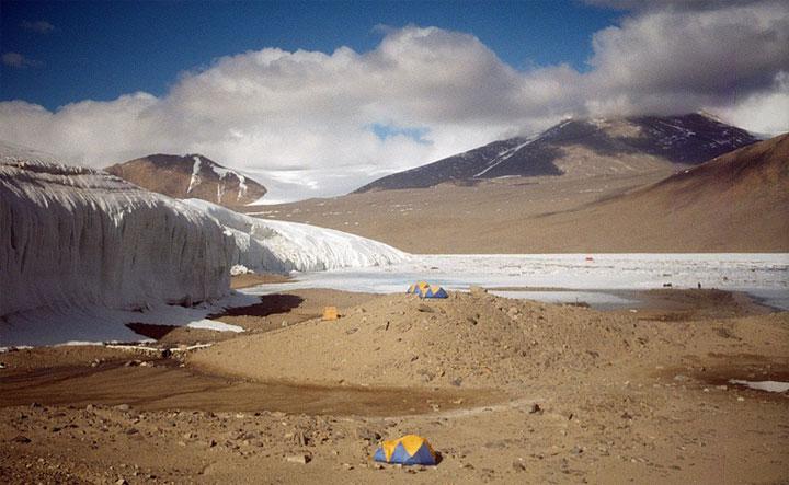 McMurdo Dry Valley, Antarctica