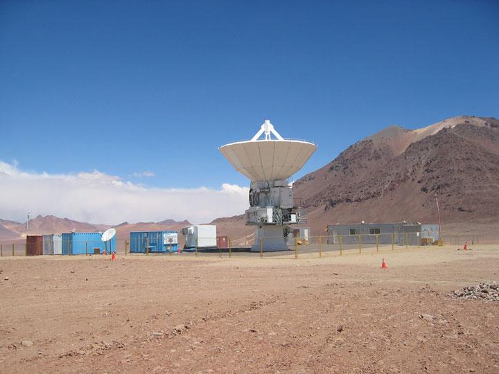The Atacama Desert, Chile