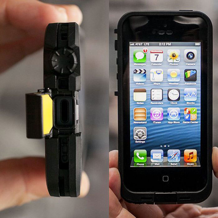 The iPhone waterproof cover-Irrestible iPhone Cover Designs