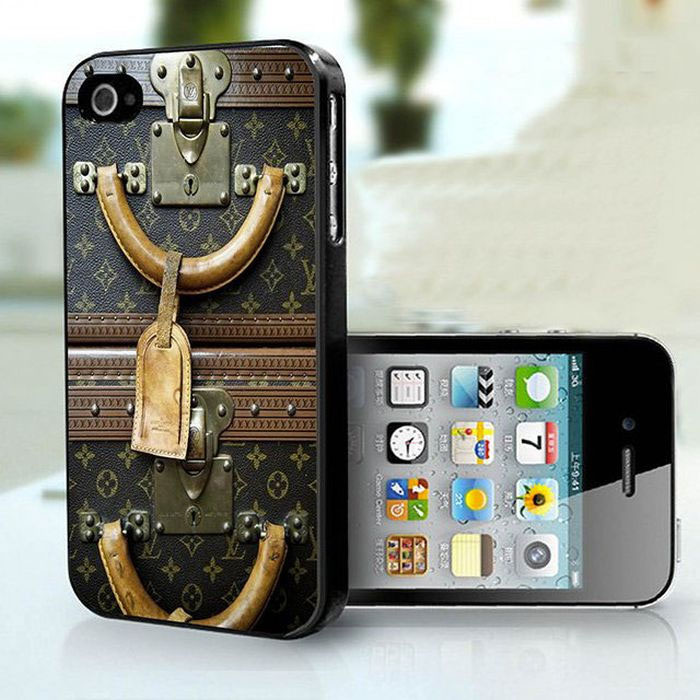 iPhone cover Louis Vuitton-Irrestible iPhone Cover Designs
