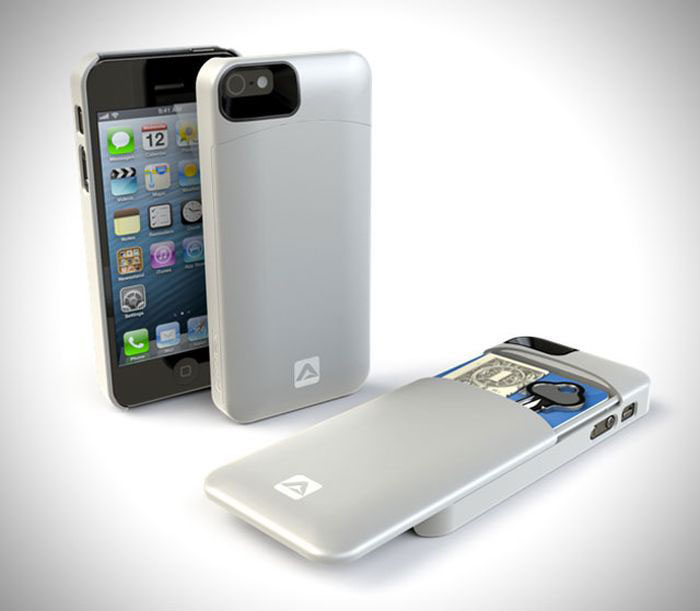 The iPhone cover for aspiring secret agents-Irrestible iPhone Cover Designs