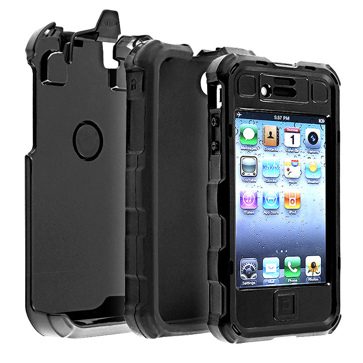 4. The armored iPhone cover-Irrestible iPhone Cover Designs