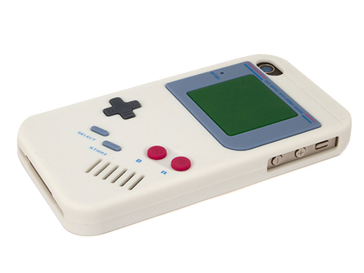 The Gameboy iPhone cover-Irrestible iPhone Cover Designs