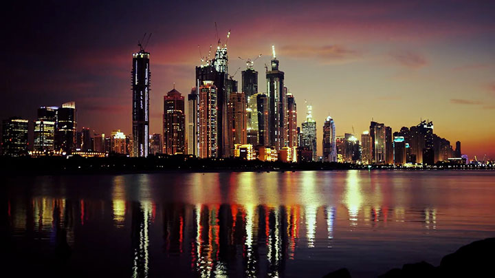 Dubai splendid city that never sleeps