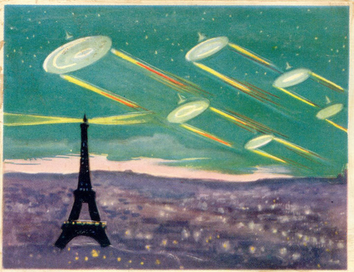 How Did The French Artists Saw The Future In 1950's-27