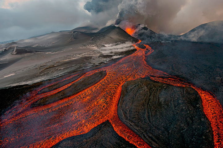 Volcano-Award Winning Wildlife Photographs From Wildlife Photographer Contest