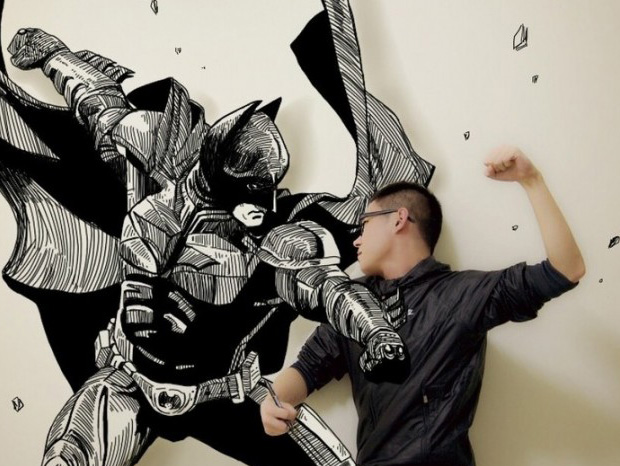 Gaikuo-Captain-An Artist Gives Life To His Drawings In A Unique Way -10