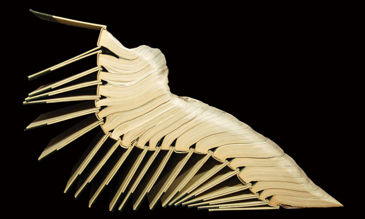 Brian Gives A New Life To Old Books By Carving Them Into Sculptures-23