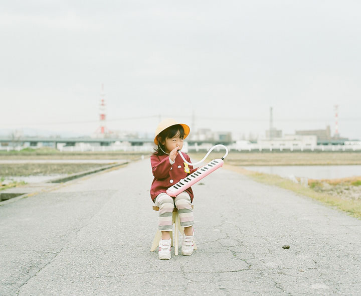 A Little Girl Becomes The Heroine Of Her Photographer Father In A Series Of Lovely Portraits
