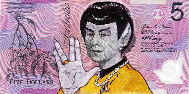 An Artist Makes Hilarious Caricatures Of Queen of England On Australian Dollar -31