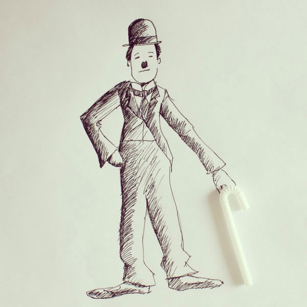 Javier Uses His Pen To Give A Second Life To Everyday Objects Around Him-16