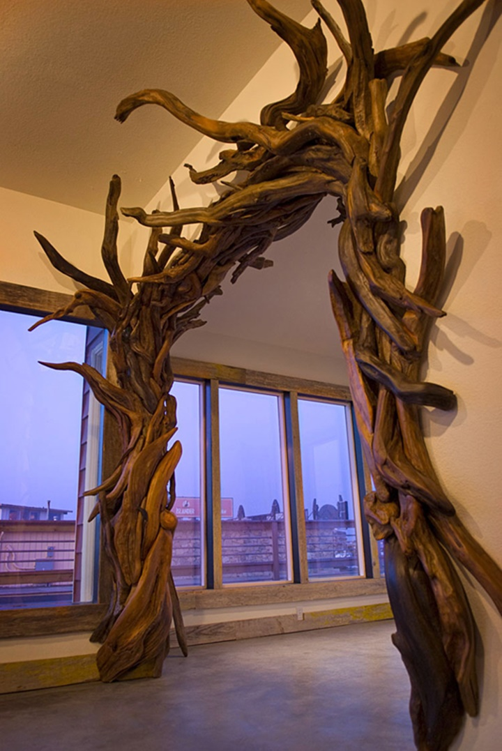 An arch-Jeffro makes impressive sculptures made only with wood-5
