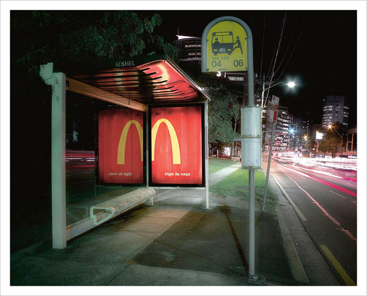 Open all night-most creative advertisements ever used by McDonald's in the world-12