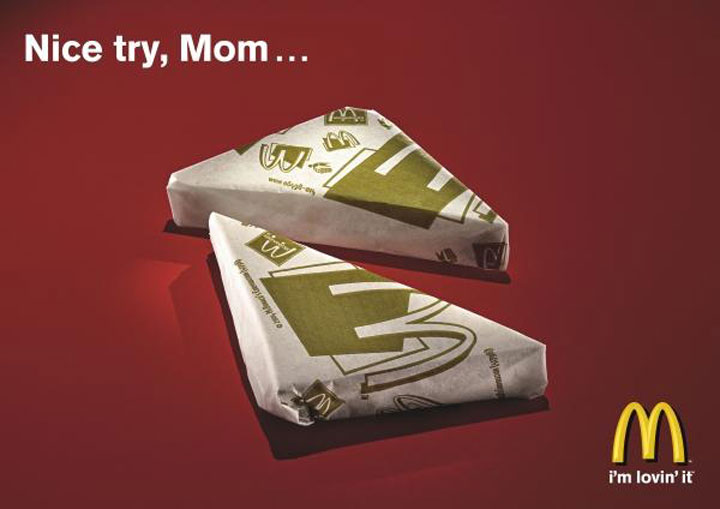 Nice try Mom-most creative advertisements ever used by McDonald's in the world-16