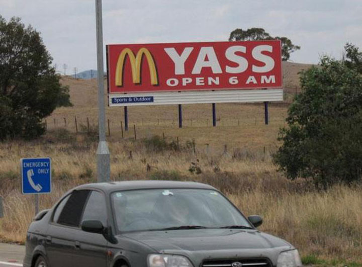 "Missed ""my ass""-most creative advertisements ever used by McDonald's in the world-2"