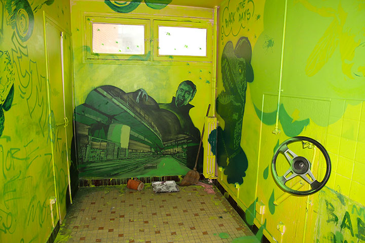 Paris Tour 13: A Temporary Museum Dedicated To Street Art