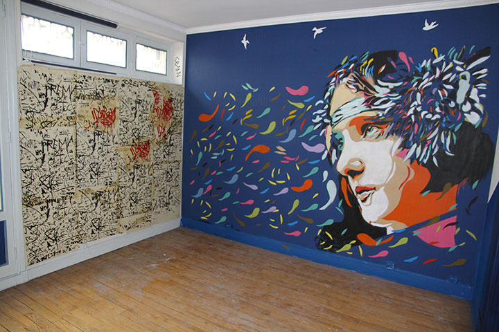 Paris Tour 13: A Temporary Museum Dedicated To Street Art
