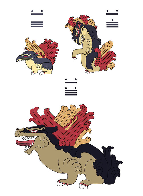 Cyndaquil, Quilava and Typhlosion-Pokemayans: How Maya Would Have Revered Pokemon In their Temples?