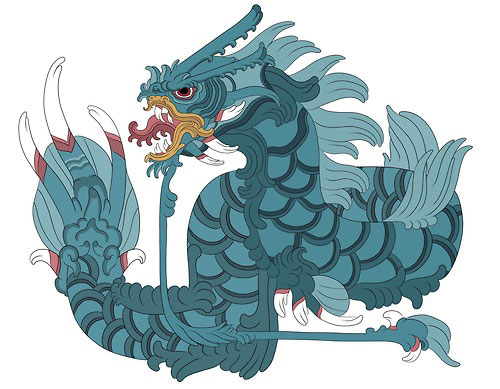Gyarados-Pokemayans: How Maya Would Have Revered Pokemon In their Temples?