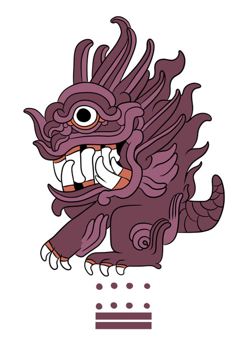 Gengar-Pokemayans: How Maya Would Have Revered Pokemon In their Temples?