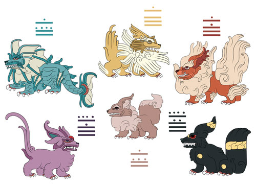 Eevee and its various developments-Pokemayans: How Maya Would Have Revered Pokemon In their Temples?