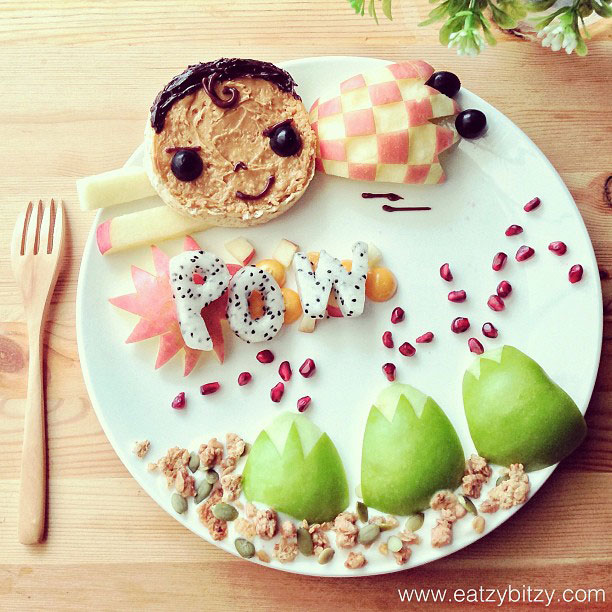 samantha-transforme-ses-plats-en-oeuvres-dart-impressionnantes-pour-le-plus-grand-plaisir-de-ses-enfants39