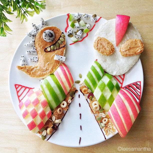 samantha-transforme-ses-plats-en-oeuvres-dart-impressionnantes-pour-le-plus-grand-plaisir-de-ses-enfants38
