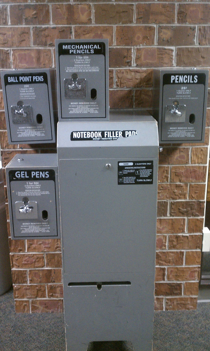 17 Strange Vending Machines That You Never Thought Existed