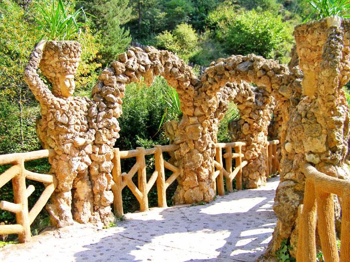 Can Artigas Gardens