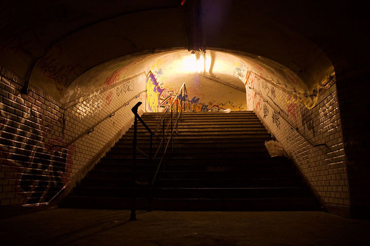 Saint-Martin station-Visit The Amazing Abandoned Ghost Metro Stations Of Paris-21