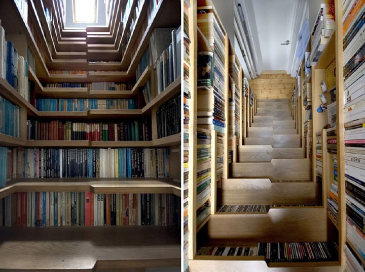 Absolutely Beautiful Staircase Designs That You Would Love To Climb-1