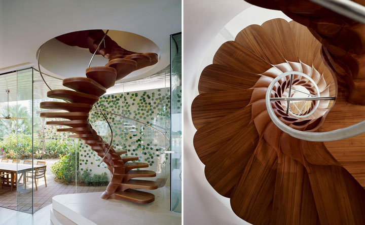 Absolutely Beautiful Staircase Designs That You Would Love To Climb-11