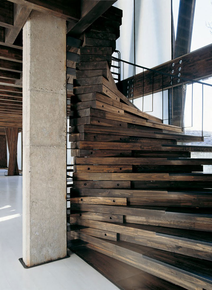 20 absolutely beautiful staircase designs that you would for Spiral stair design