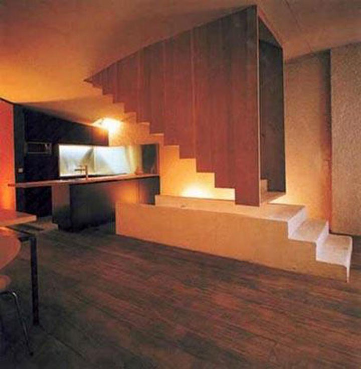 Absolutely Beautiful Staircase Designs That You Would Love To Climb-14