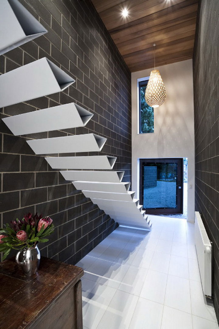 Absolutely Beautiful Staircase Designs That You Would Love To Climb-16