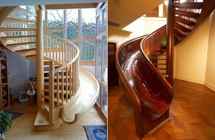 Absolutely Beautiful Staircase Designs That You Would Love To Climb-5