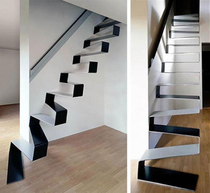 Absolutely Beautiful Staircase Designs That You Would Love To Climb-8