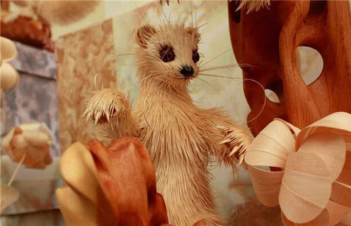 Amazing Lifelike Wooden Sculptures Made By russian sergei-11