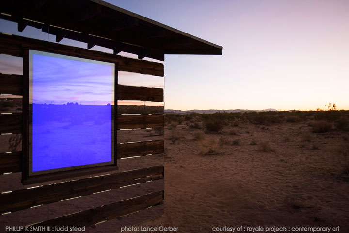 High Desert: An Invisible Hut In The Middle Of The Californian Desert-14