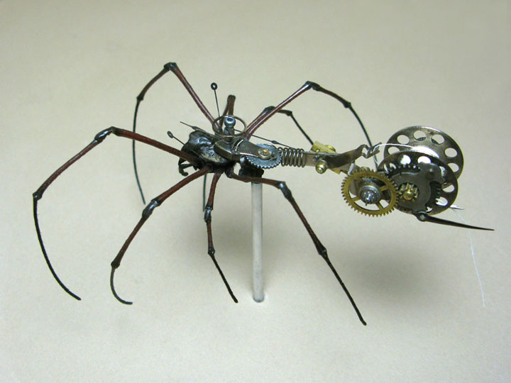 Arachnids-Discover The Impressive Bionic Insects From Insect Labs-15
