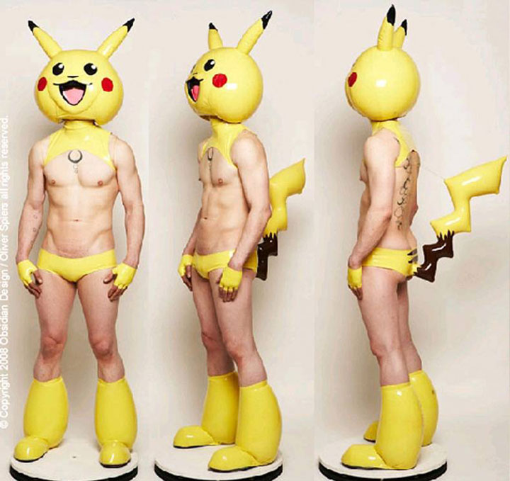 Abominable Pikachu Disguises That You Would Have Never Seen Before-19