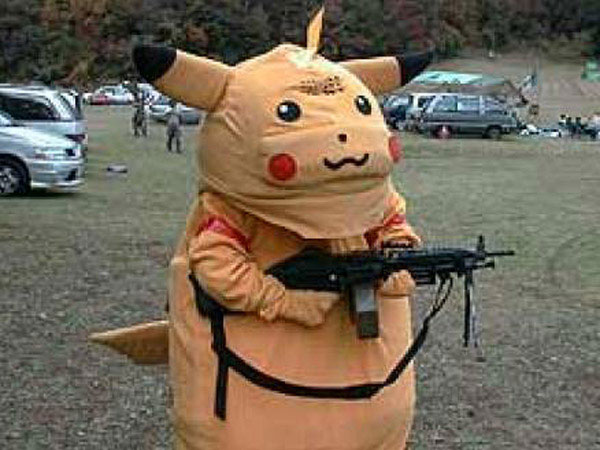 Abominable Pikachu Disguises That You Would Have Never Seen Before-3